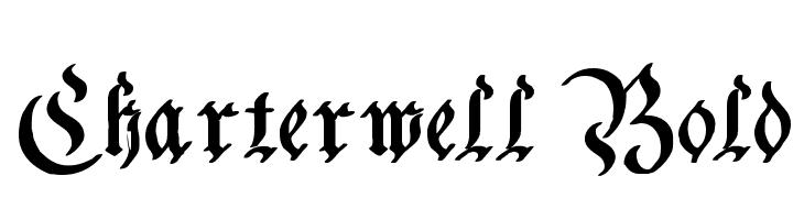 Charterwell Bold  font caratteri gratis