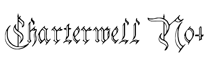 Charterwell No4  Free Fonts Download