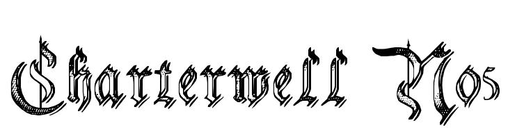 Charterwell No5  font caratteri gratis