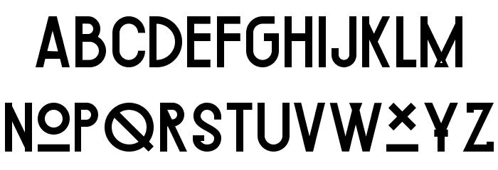Chipotle-Regular Font LOWERCASE