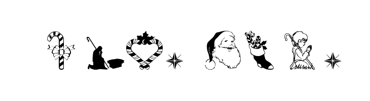 Christmas3  baixar fontes gratis