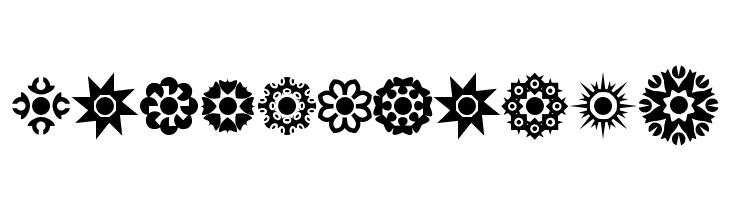 Cirkledingz Font