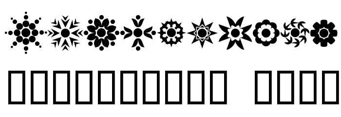 Cirkledingz Font OTHER CHARS