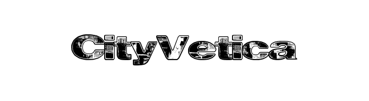 CityVetica  font caratteri gratis