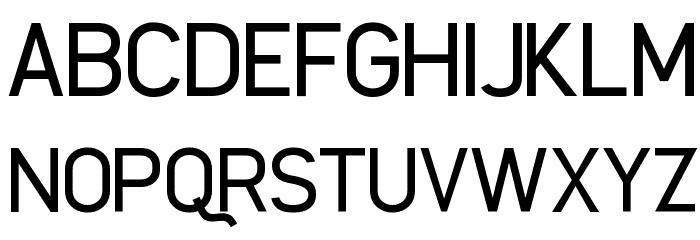 cibreo Font UPPERCASE