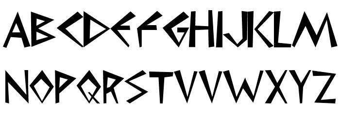Cleopatra لخطوط تنزيل الأحرف الكبيرة