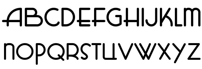 Cleveland DEMO لخطوط تنزيل الأحرف الكبيرة