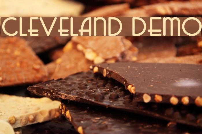 Cleveland DEMO Fuentes examples