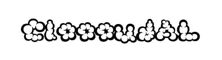 CloooudAL  Free Fonts Download