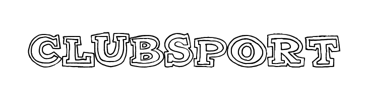 ClubSport  Free Fonts Download