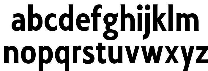 Collegiate Font LOWERCASE