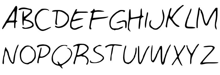 ComicJans لخطوط تنزيل الأحرف الكبيرة