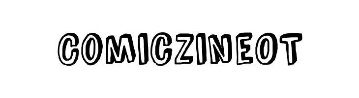 ComicZineOT Font