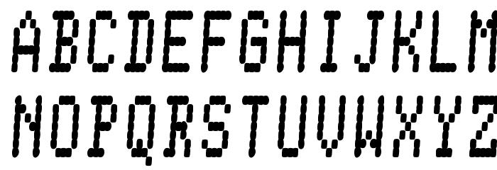 Conman fat Font UPPERCASE