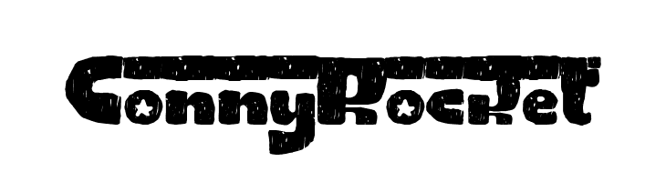 ConnyRocket  Free Fonts Download