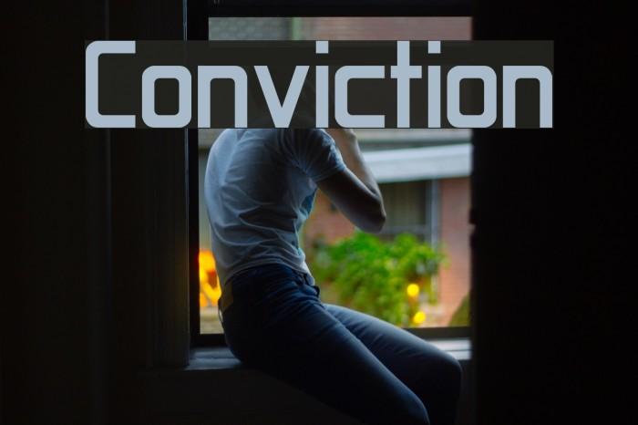 Conviction Fuentes examples