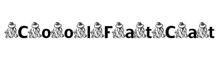 CoolFatCat  Fuentes Gratis Descargar