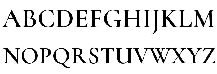Cormorant SC Semi Font UPPERCASE