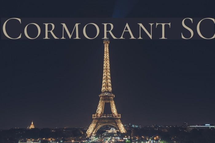 Cormorant SC Font examples