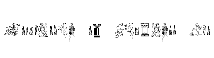 Cornucopia of Dingbats Two  Free Fonts Download