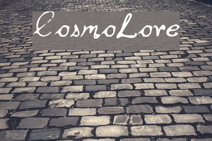 Cosmo_Love Polices examples