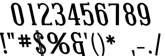 Covington SC Rev Bold Italic Font OTHER CHARS