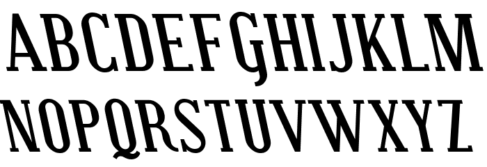 Covington SC Rev Bold Italic Font UPPERCASE