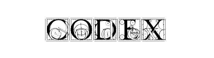 codex  Free Fonts Download