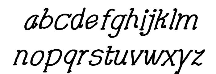 CRU-Pharit-Hand-Written v2 Bold Italic لخطوط تنزيل صغيرة
