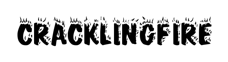 CracklingFire  Free Fonts Download
