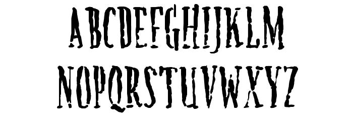 CreatureA  Free Fonts Download
