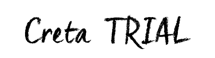 Creta_TRIAL  Free Fonts Download
