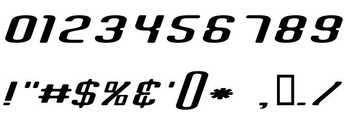 Criminal Italic Font - free fonts download
