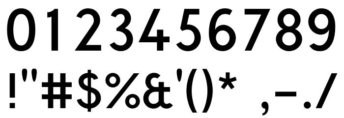 CrusoeText-Bold لخطوط تنزيل حرف أخرى