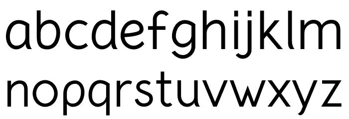 CrusoeText-Regular Шрифта строчной