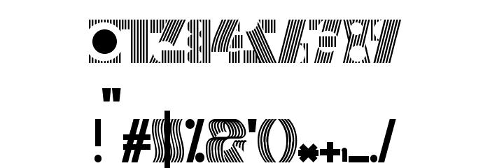 Cryptographic لخطوط تنزيل حرف أخرى