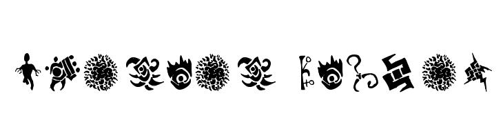 Cthulhu Glyphs  baixar fontes gratis