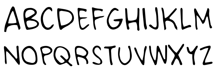 CZINEGE Font UPPERCASE