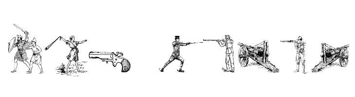 Das Krieg  नि: शुल्क फ़ॉन्ट्स डाउनलोड
