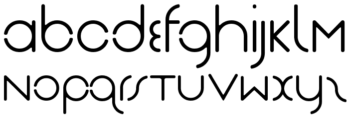 Das Reicht Gut Regular Font UPPERCASE