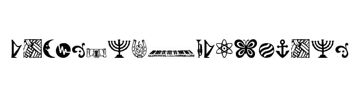 DavysOtherDingbats  Free Fonts Download