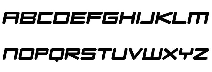 DBXLNightfever UltraWideItalic لخطوط تنزيل الأحرف الكبيرة
