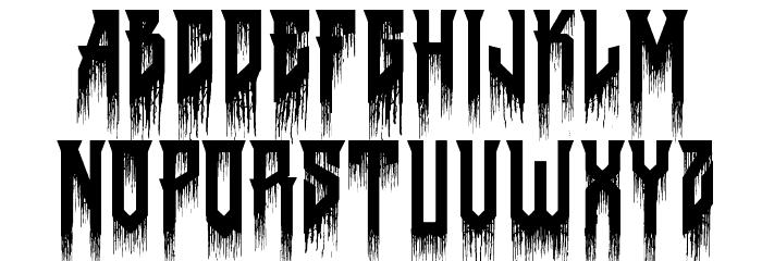 Truetype Fonts Heavy Metal: Free Fonts Download – Billy Knight