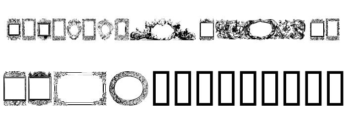 decorative ornamental font