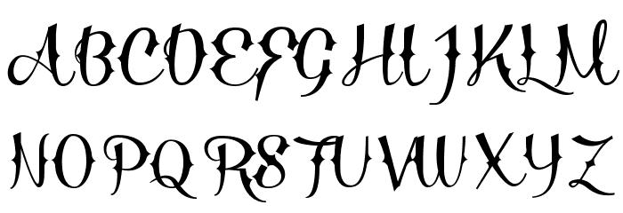 Delinquente Demo لخطوط تنزيل الأحرف الكبيرة