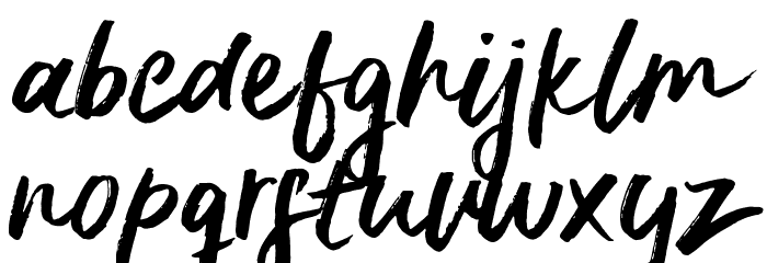 Delirium Sample لخطوط تنزيل صغيرة