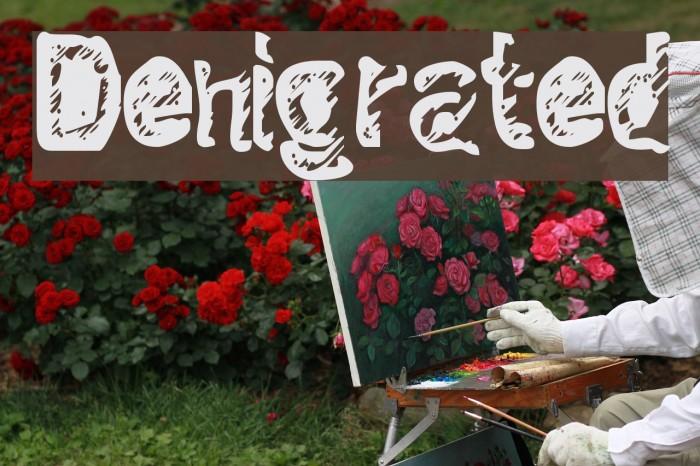 Denigrated Fuentes examples