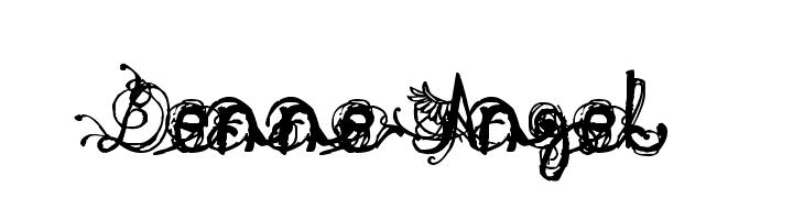 Denne Angel  Free Fonts Download