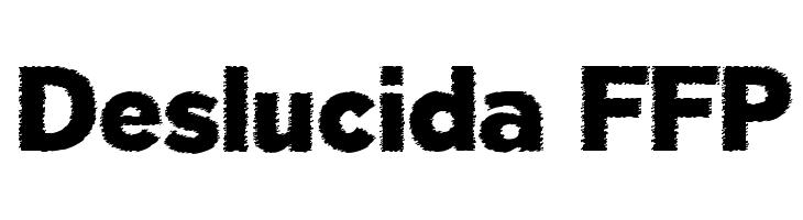 Deslucida FFP  Скачать бесплатные шрифты