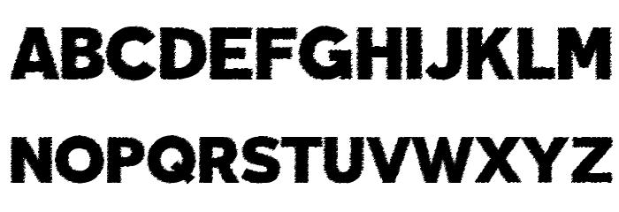 Deslucida FFP फ़ॉन्ट अपरकेस